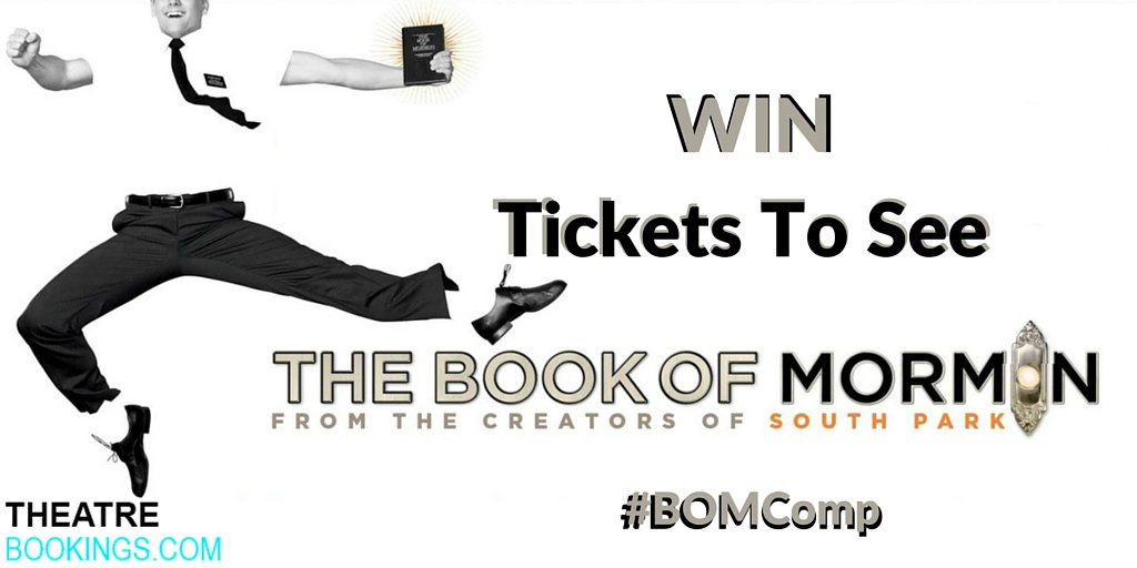 free book of mormon   tickets