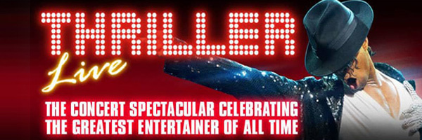 Tickets for Thriller Live Musical - Lyric Theatre, London