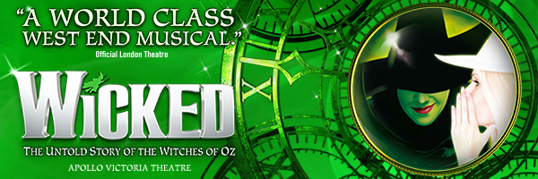 Wicked the Musical for Kids